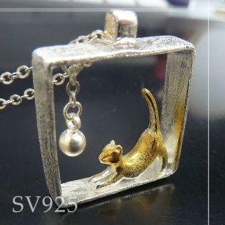 ネコと玉のネックレス SV925 acc_top_cat_01