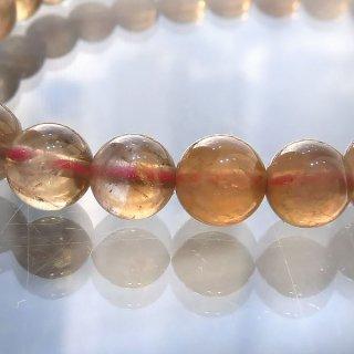 天然石 オーラライト23 スモーキーアメトリン 6mm ブレスレット aur2306002c