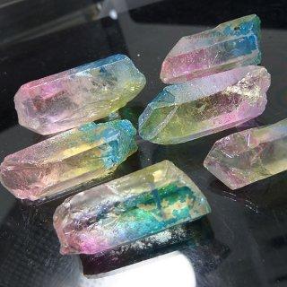 【1粒売り】水晶原石 大粒ポイント レインボー わけあり cry_pt_LLw_ra