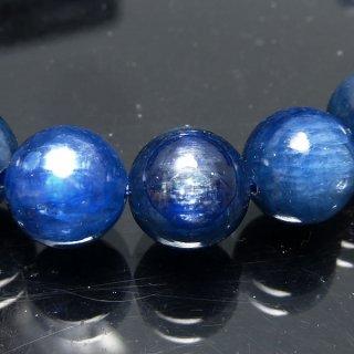 天然石 カイヤナイト 7.5mm ブレスレット kya07.5001
