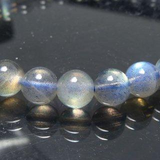 天然石 ラブラドライト 6mm ブレスレット lab06002