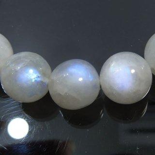 天然石 ムーンストーン. 10mm ブレスレット moo10011