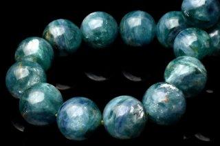天然石 カイヤナイト 10.5mm ブレスレット kya-10.5001
