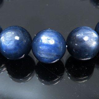 天然石 カイヤナイト. 10mm ブレスレット kya10001