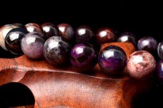 天然石 スギライト 7mm ブレスレット sug-07001