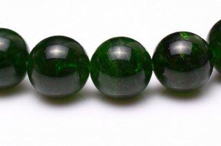 天然石 クロムダイオプサイド 9mm ブレスレット dio-09001