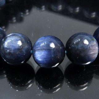 天然石 カイヤナイト. 10mm ブレスレット kya10002