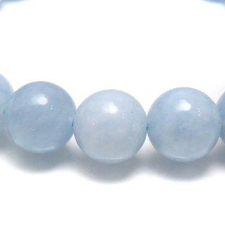 天然石 アクアマリン 8mm ブレスレット aqu08005
