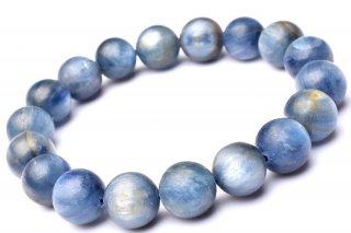 天然石 天然色カイヤナイト 10mm ブレスレット kya-10001