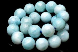 天然石 ラリマー 8.5mm ブレスレット lar-08003