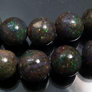 ブラックオパール 6.5mm opa_ro_06.5_b