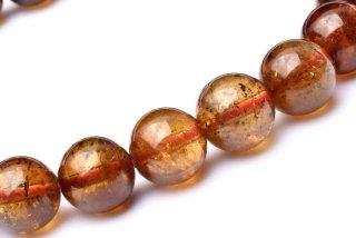 天然石 ブラウントルマリン 8.5mm ブレスレット tou-08.5005