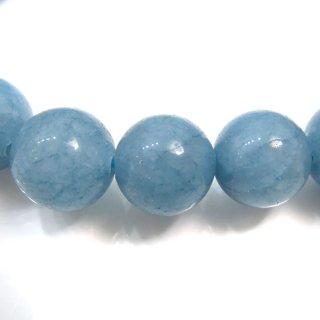 天然石 アクアマリン 10mm ブレスレット aqu10004