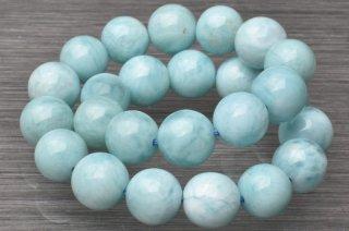天然石 ラリマー 7.5mm ブレスレット lar-07.5002
