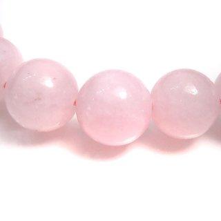 天然石 モルガナイト 10mm ブレスレット aqu10001m