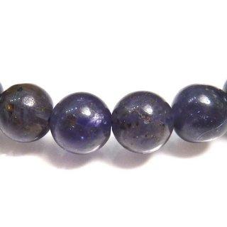 天然石 アイオライト 6mm ブレスレット io06007