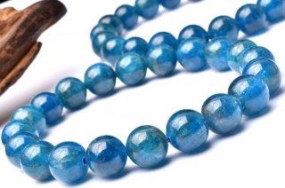 天然石 ブルーアパタイト 10mm ブレスレット apa-10001