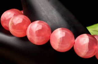 天然石 インカローズ 11.5mm ブレスレット inc-11.5003