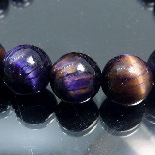 天然石 チャロアイト タイガーアイ 10mm ブレスレット tig10002ch