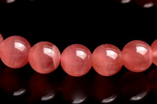 天然石 インカローズ 6.5mm ブレスレット inc-06.5003