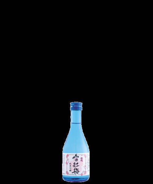 越後雪紅梅 純米吟醸 300ml