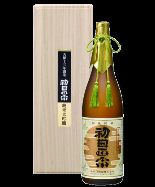 初日正宗 純米大吟醸 1.8L