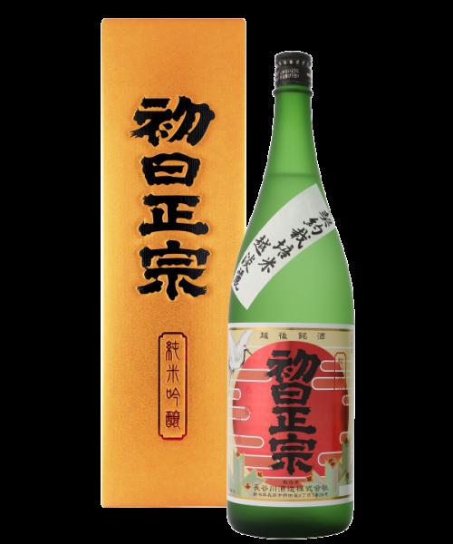 初日正宗 純米吟醸 1.8L