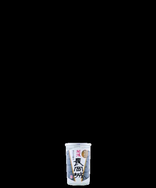 越後長岡城 特別本醸造 180mlカップ