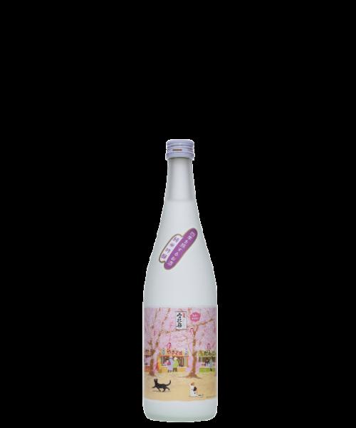 越後雪紅梅 四季を旅するお酒 悠久山の桜 720ml