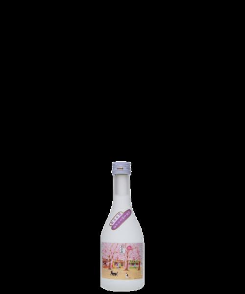 越後雪紅梅 四季を旅するお酒 悠久山の桜 300ml