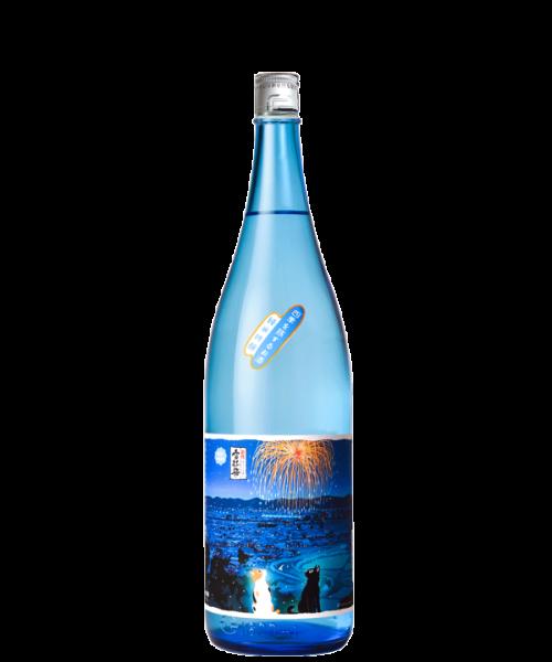 越後雪紅梅 四季を旅するお酒 長岡の花火 1.8L