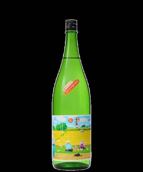 越後雪紅梅 四季を旅するお酒 稲刈り日和 1.8L