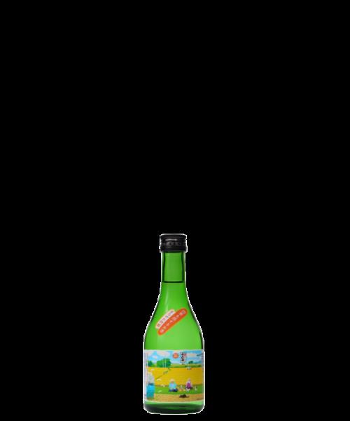 越後雪紅梅 四季を旅するお酒 稲刈り日和 300ml