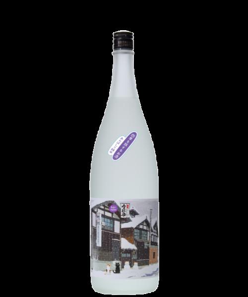 越後雪紅梅 四季を旅するお酒 雪の酒蔵 1.8L