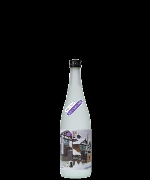 越後雪紅梅 四季を旅するお酒 雪の酒蔵 720ml