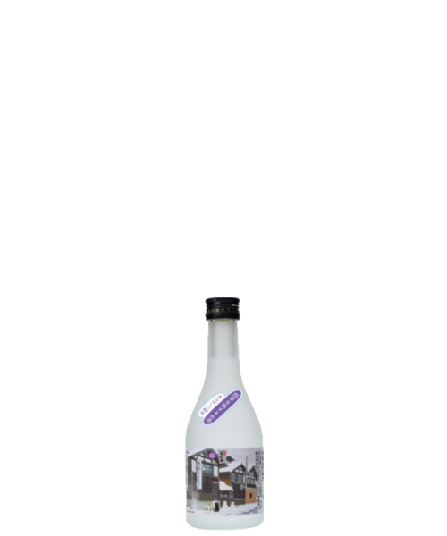 越後雪紅梅 四季を旅するお酒 雪の酒蔵 300ml