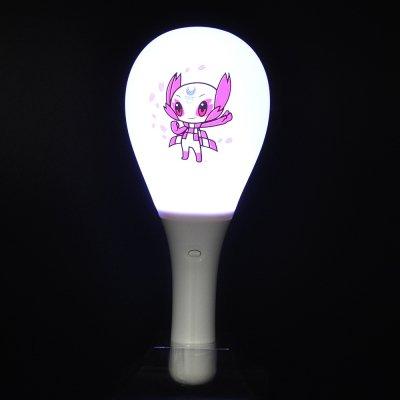 LEDシリコンペンライト(東京2020パラリンピックマスコット)