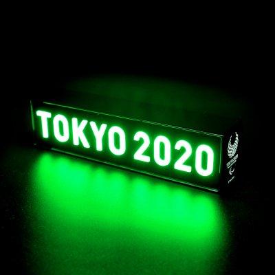 ルームライト(東京2020パラリンピックエンブレム)