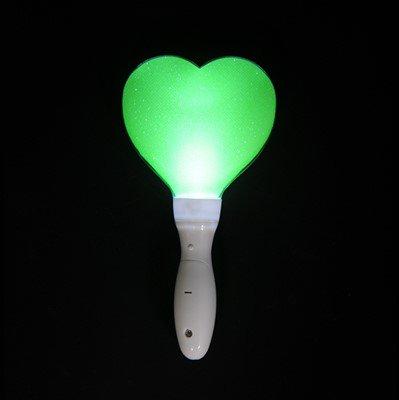 ハートペンライト(緑)