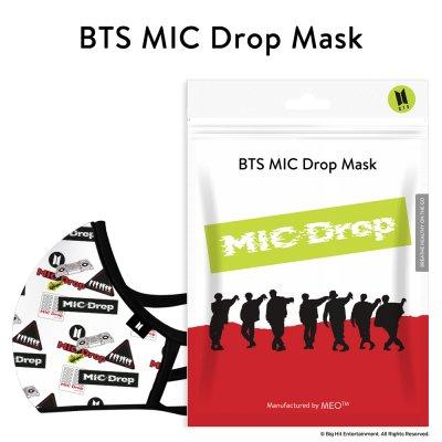 BTS  MIC Drop Mask  【 BTS (防弾少年団) マスク 】