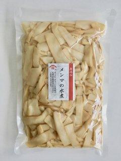 無添加 メンマの水煮 国内製造  1kg