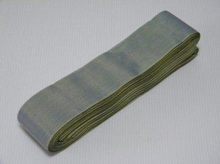 【畳へり】優(無印縁) ブルーグレー 10m・40m <透け感がある薄生地・明るい透明感のある色シリーズ>