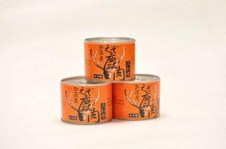 鹿の大和煮 缶詰