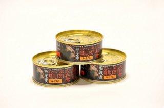 熊の大和煮 缶詰