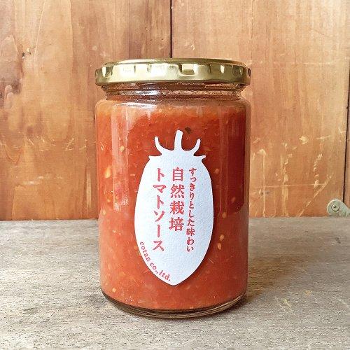 ザ・マーケット / 自然栽培 トマトソース 380g