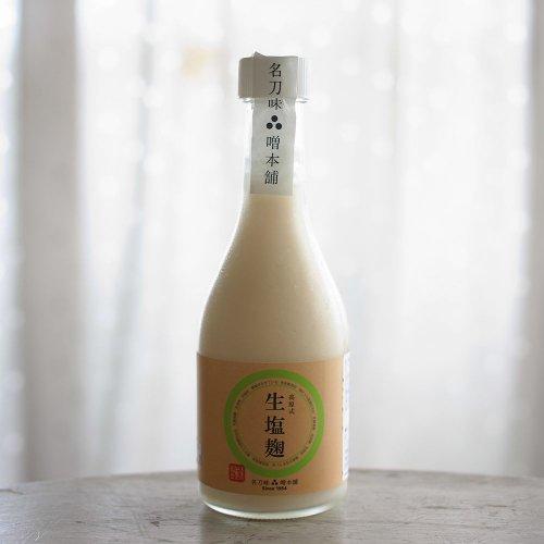 名刀味噌本舗 / 生塩麹 330g