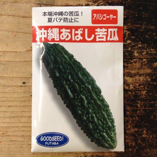 浜名農園 / 伝統野菜種子 沖縄あばし苦瓜(アバシゴーヤー)