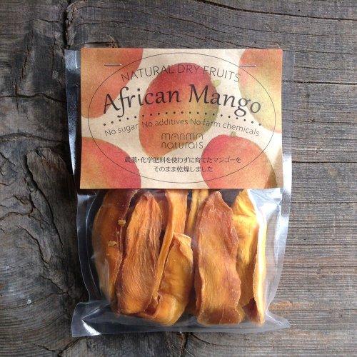 manma naturals / アフリカンマンゴー 65g