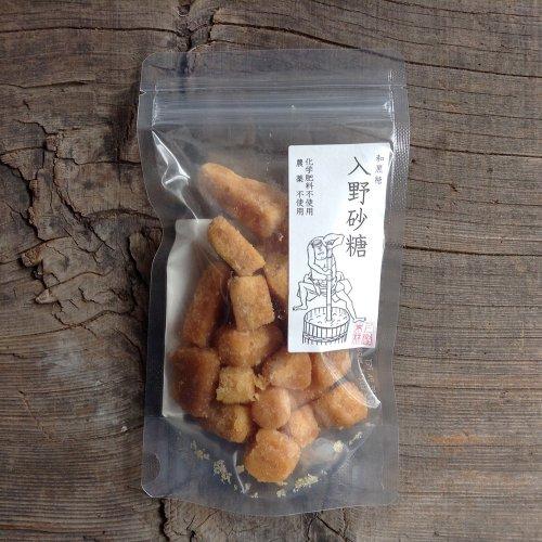 上樫森 / 和黒糖 入野砂糖 120g