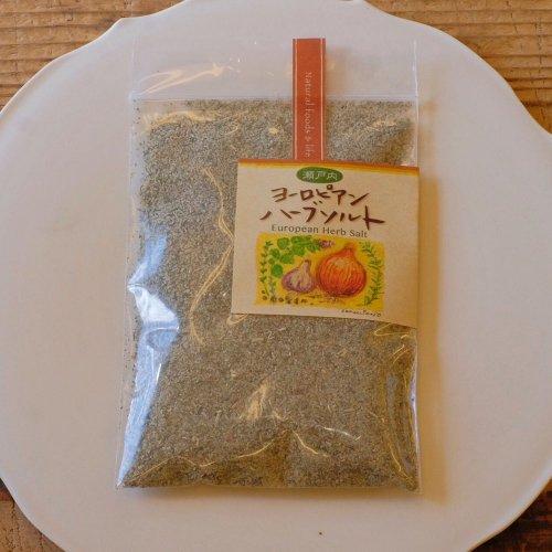 Inori / ヨーロピアンハーブソルト(袋) 45g